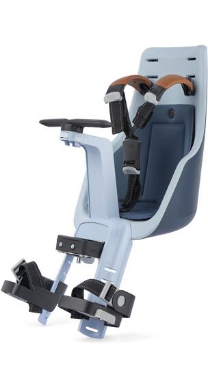 bobike Exclusive mini fietsstoeltje blauw